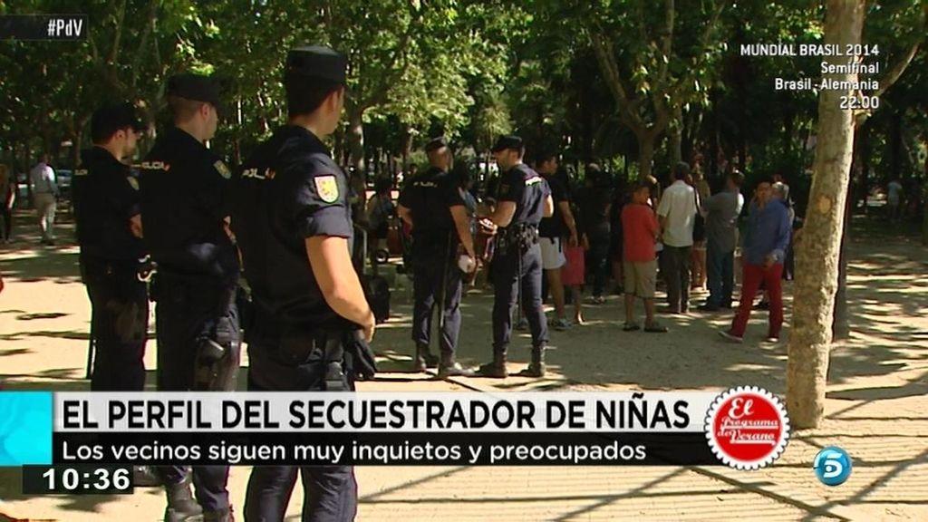 La policía cree que el secuestrador de Ciudad Lineal tiene acento extranjero