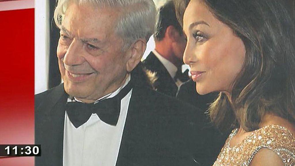 En 1989 ya se especuló con un affaire entre Isabel Preysler y Vargas Llosa