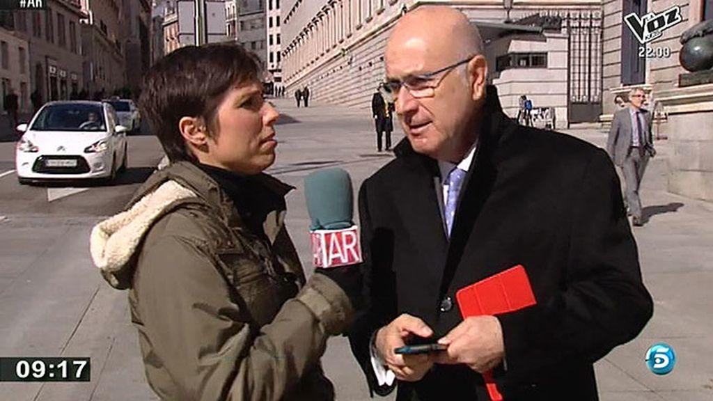 "Durán i Lleida: ""Si no hay diálogo esto va a acabar mal"""