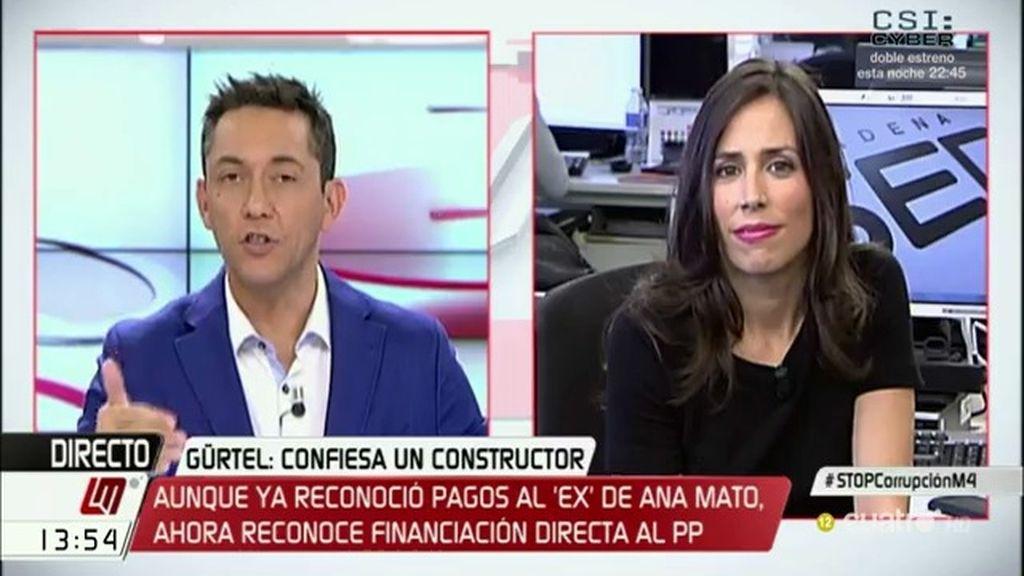 García Pozuelo, el primer constructor en reconocer la financiación ilegal del PP