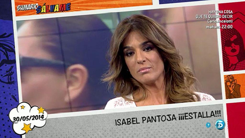 """Raquel Bollo, a la hija de Isabel Pantoja: """"No olvides que es tu madre y te adora"""""""