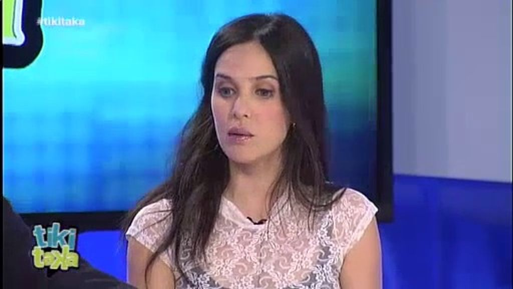 """Paula Prendes: """"Soy más de Valdés; a Casillas le han endiosado mucho"""""""