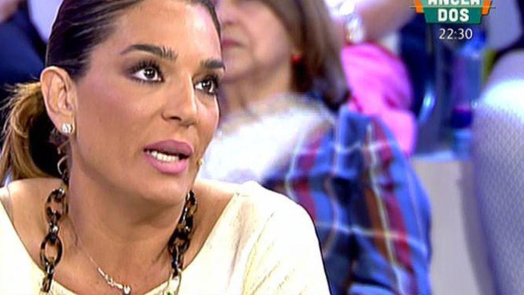 """Raquel, sobre Gahona: """"Para hablar de mi madre debería lavarse la boca con estropajo"""""""
