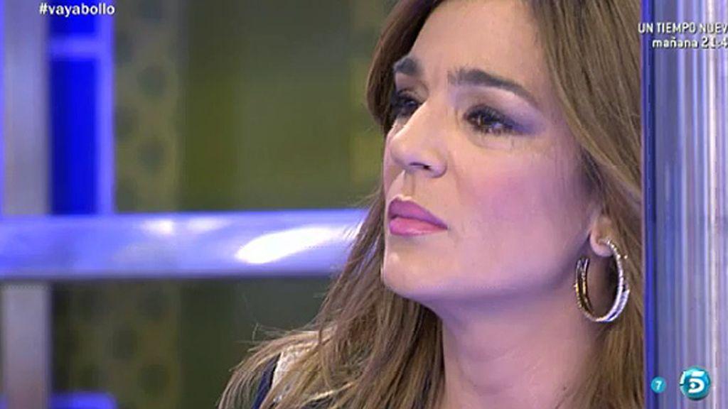 Raquel Bollo estalla contra Chiquetete