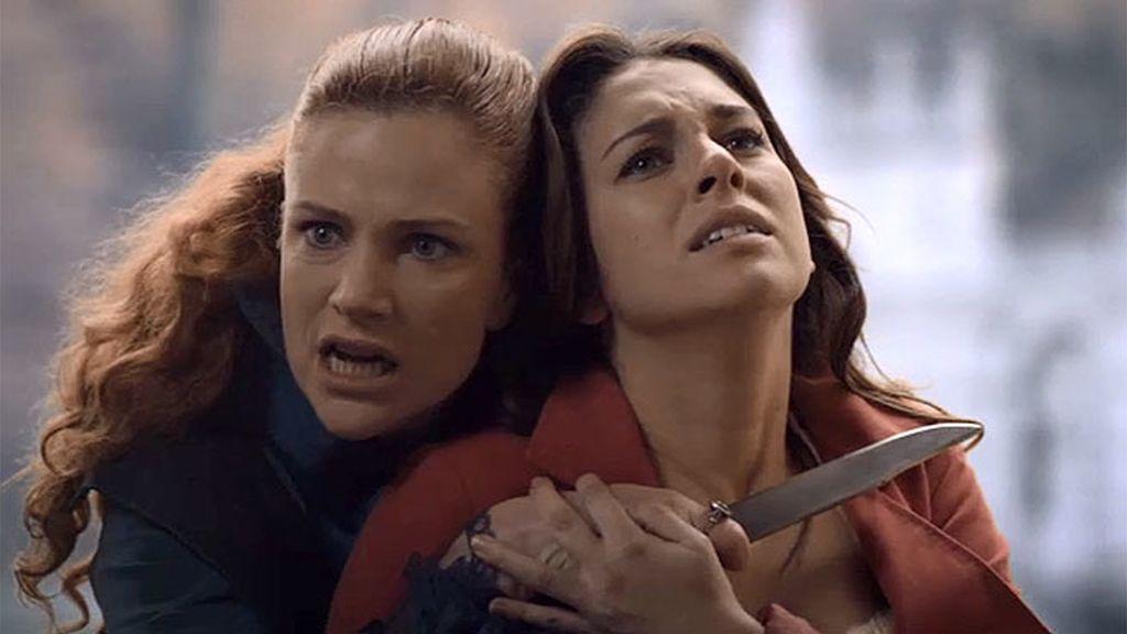 Hélène, a punto de matar a Bella