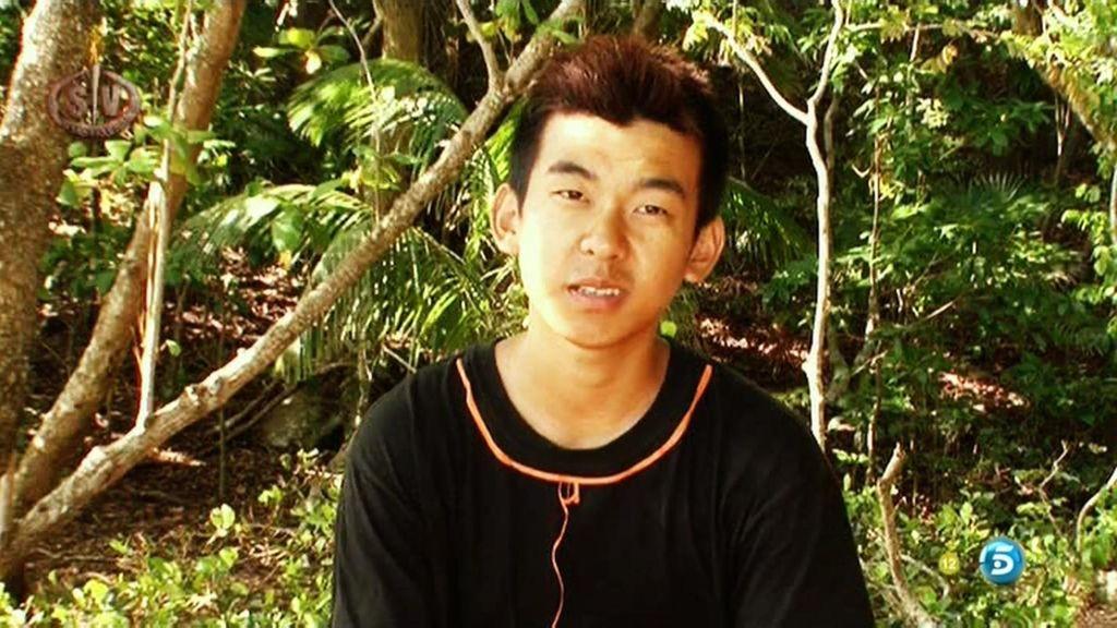 """Yong Li y su estrategia jeta: """"Yo me hago el tonto y que ellos se vayan eliminando"""""""