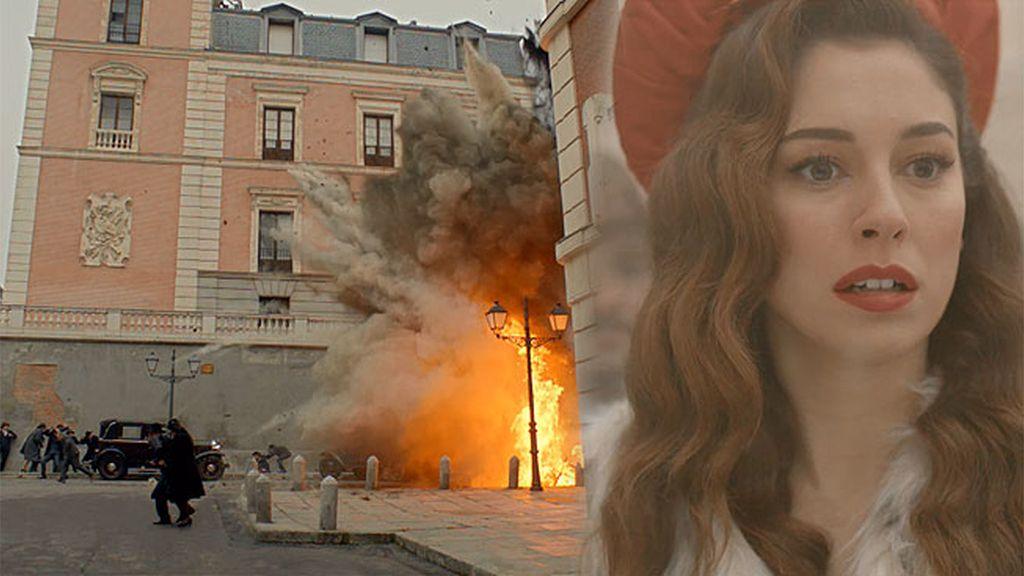 Serrano Suñer es víctima de un atentado