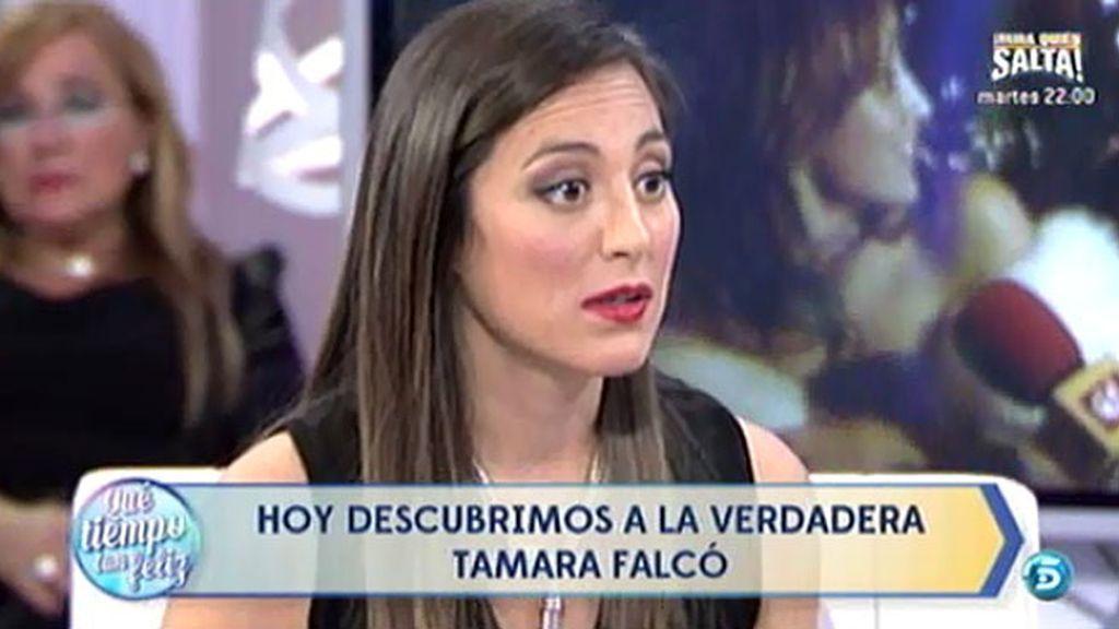 """Tamara Falcó: """"Nunca me acostaría con alguien el primer día"""""""