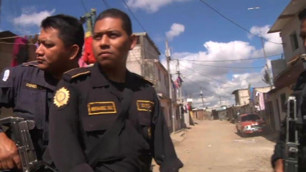"""Oficial Cárdenas: """"Sales a patrullar con la mentalidad de que estás en Irak"""""""