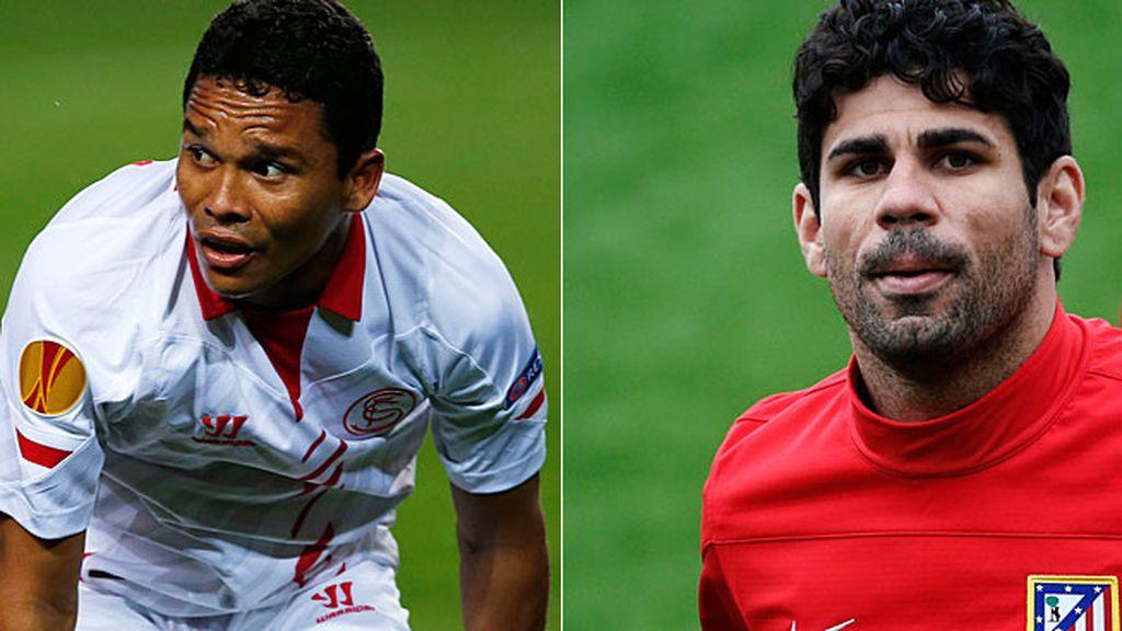 El Atlético da por hecho el acuerdo Diego Costa-Chelsea y piensa en Bacca y Rakitic