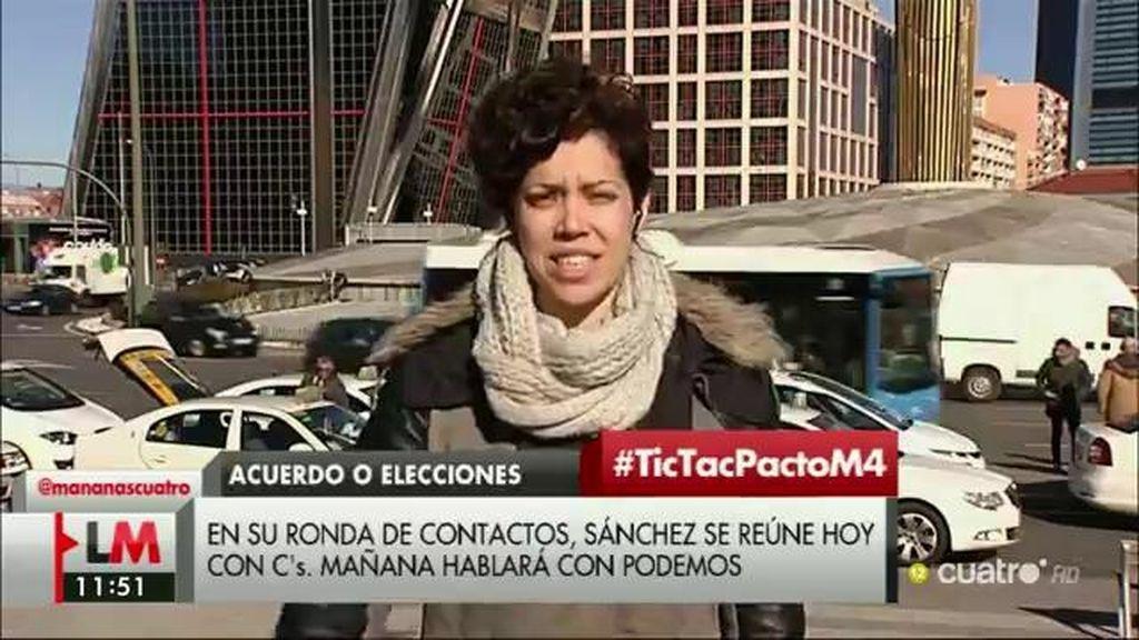 """Ana García: """"Nuestra demanda es poner los recursos al servicio de la mayoría para tener garantizado el derecho a la educación"""""""