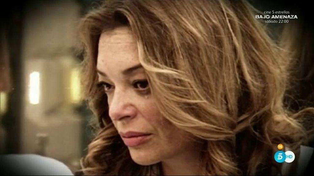 """Lucía Hoyos: """"Me duele muchísimo que me ignoren porque estoy de parte de Fran"""""""