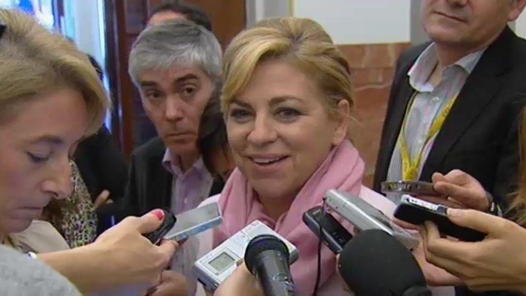 Valenciano, 'sorprendida' con la candidatura de Cañete