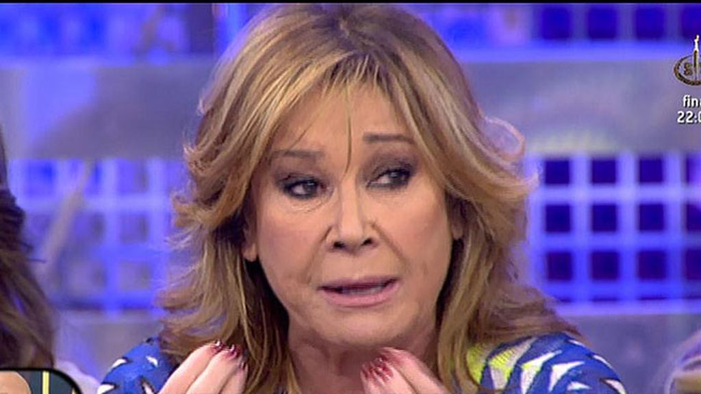 """Mila, a Lecquio: """"Es una falta de generosidad hablar de 'Sálvame' en un tono despreciativo"""""""
