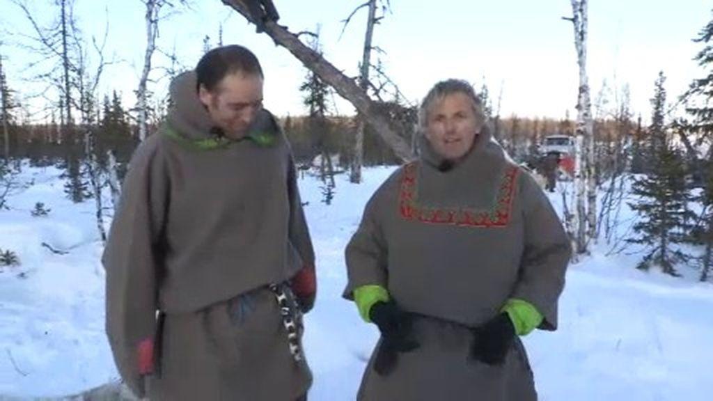¿Cómo viven los Nenets?