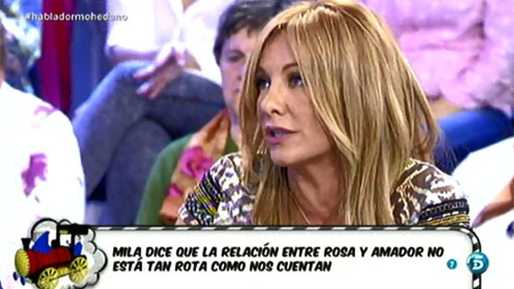 "Belén Rodríguez: ""A mí no me manipuláis todo lo que digo porque no me da la gana"""