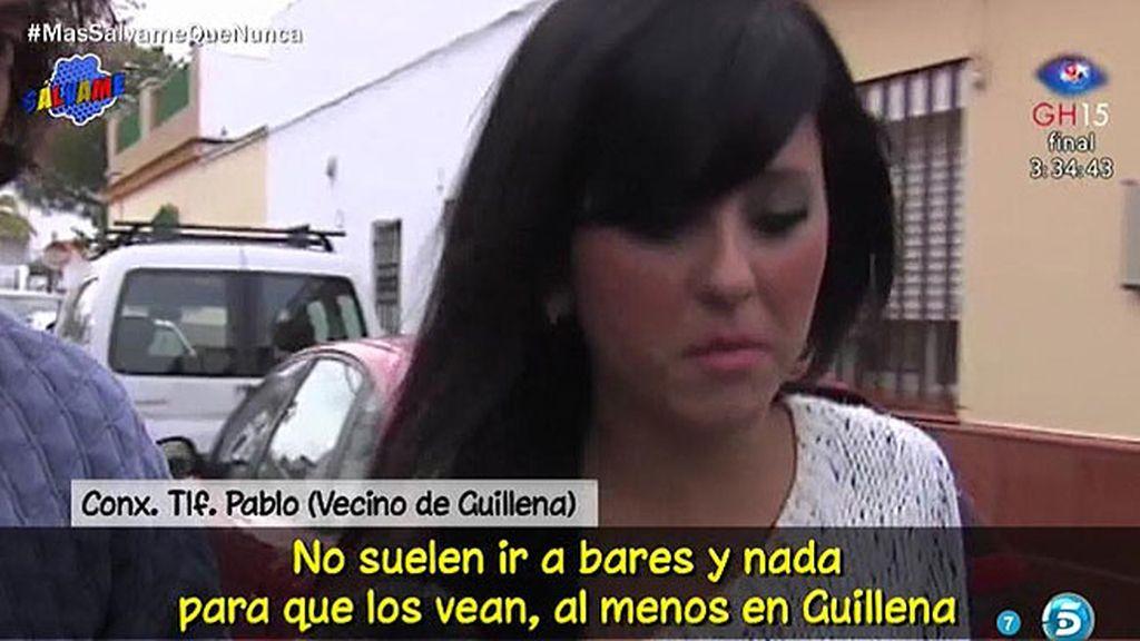 Un testigo de Guillena asegura que Antonio Tejado y Sandra Masera están juntos