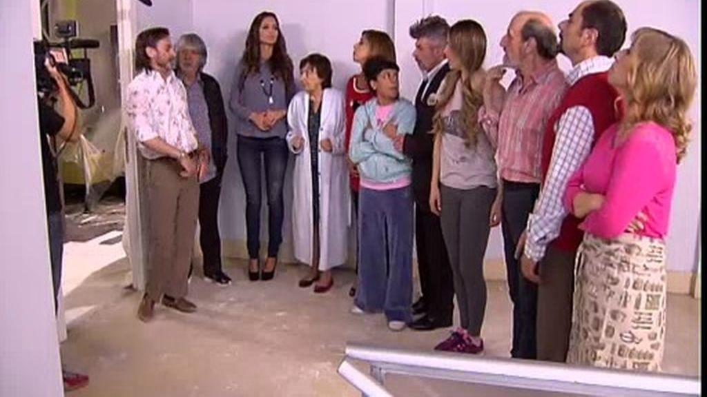 ¡¡Obras!! Los vecinos se oponen a la reforma exprés que está organizando Fermín