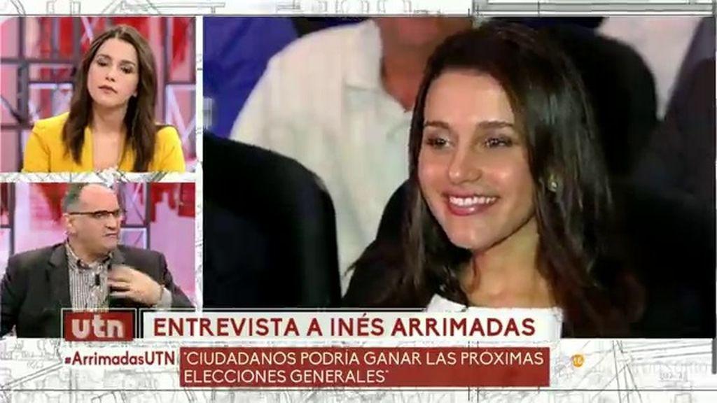 Inés Arrimadas aclara las medidas sanitarias que tomaría Ciudadanos