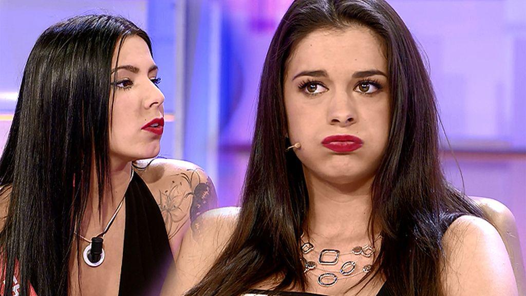 """Ruth, muy directa con Thais: """"No creo que seas la chica que Iván está buscando"""""""