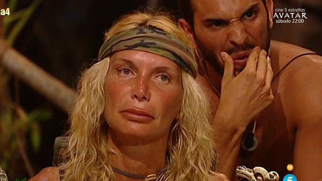 """Suso enfada a Yola con su comentario: """"Yo no la aguantaría de novia"""""""