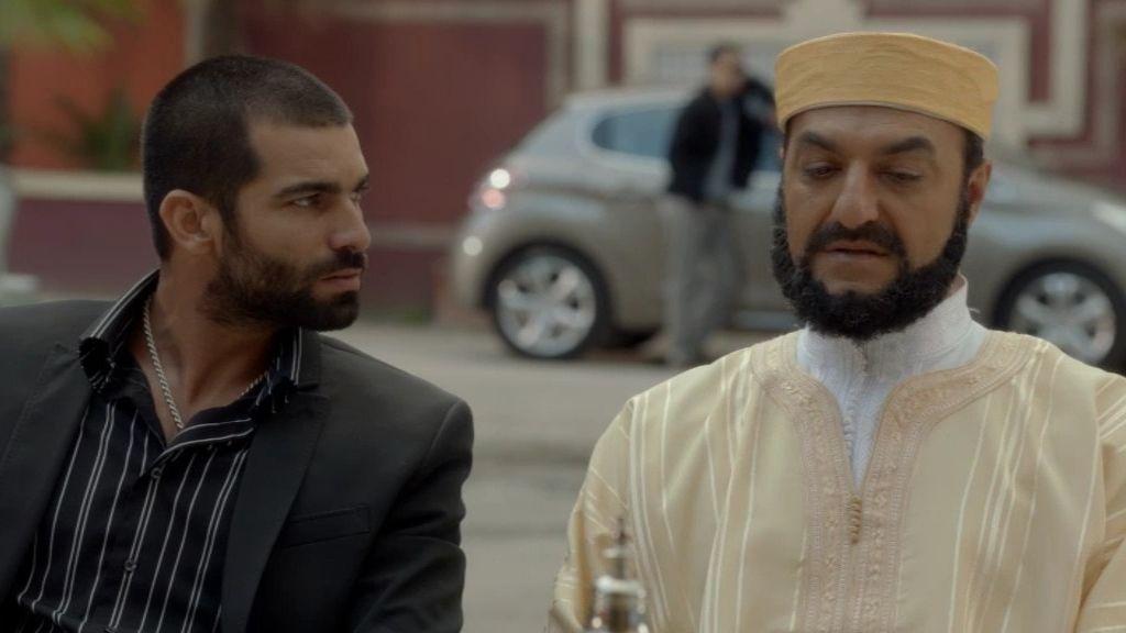 "Faruq se enfrenta al imán: ""Has hablado mal a mi madre y a mi hermana"""