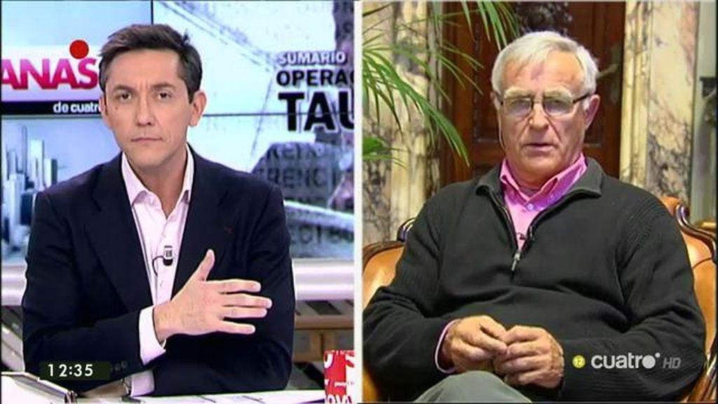 """Ribó, sobre Valencia: """"No me puedo creer que el presidente el Gobierno ignore esto"""""""