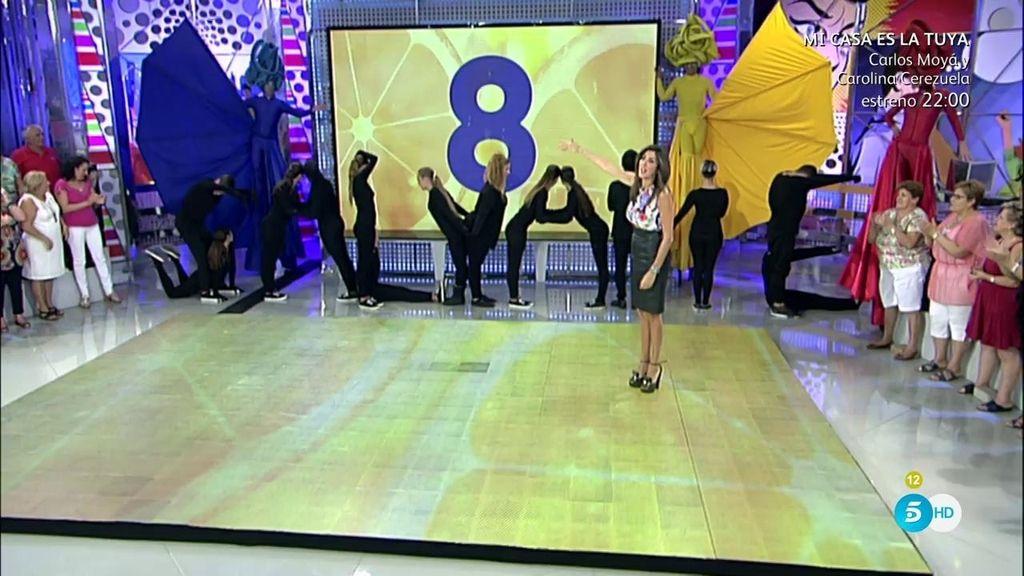 'Sálvame' inaugura temporada con una actuación de baile