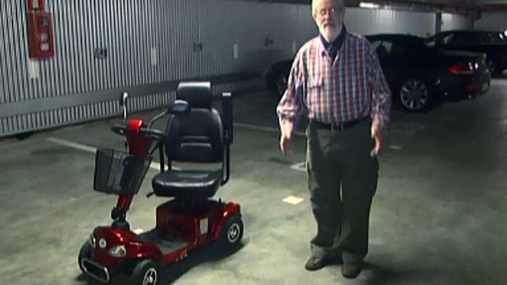Vendo: scooter eléctrica amante de la ópera