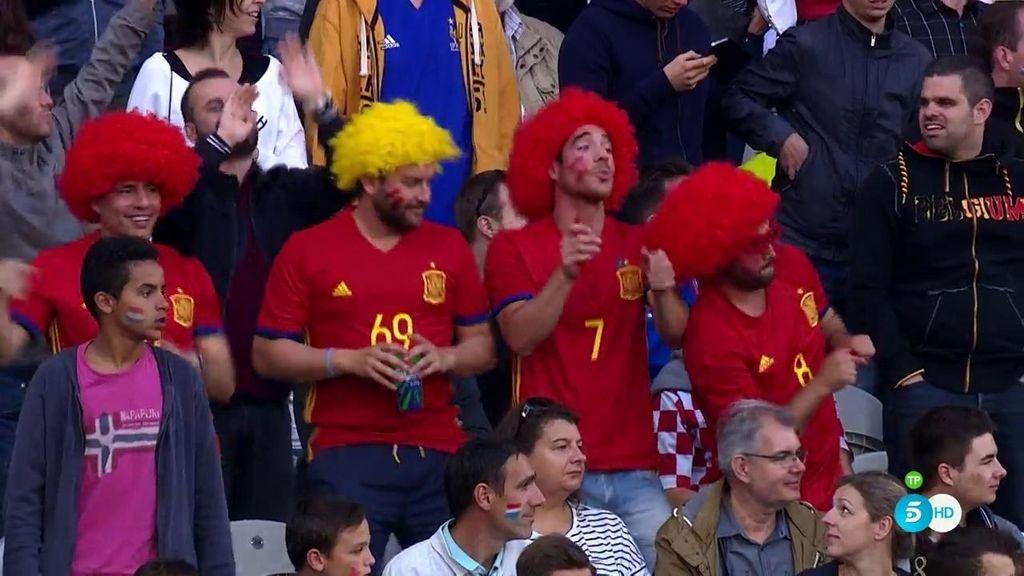 Cuatro españoles en el Croacia-Portugal… ¿por su confianza ciega en la Roja?