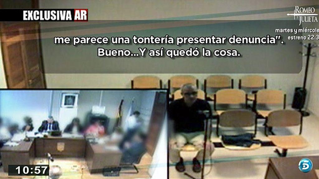 Rosario le dijo a Basterra que era mejor no denunciar el intento de asesinato de Asunta