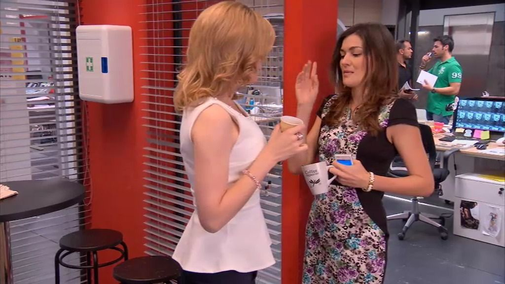 """Natalia, a Cova: """"Si fueras buena compañera nadie hablaría mal de ti"""""""