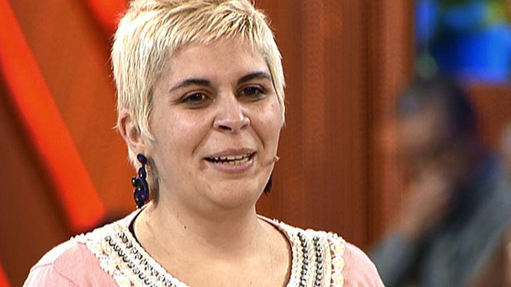 Teresa puntúa la primera batalla de risas en 'Cámbiame'