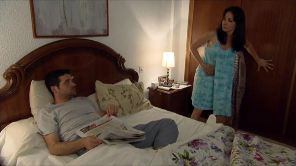 """Vanessa: """"Por las noches me pegaba patadas y me tiraba de la cama"""""""