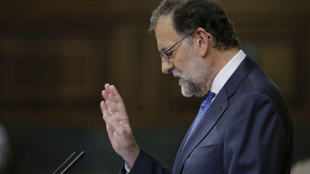 """Rajoy: """"Tenemos mecanismos para recuperar lo robado por los corruptos"""""""