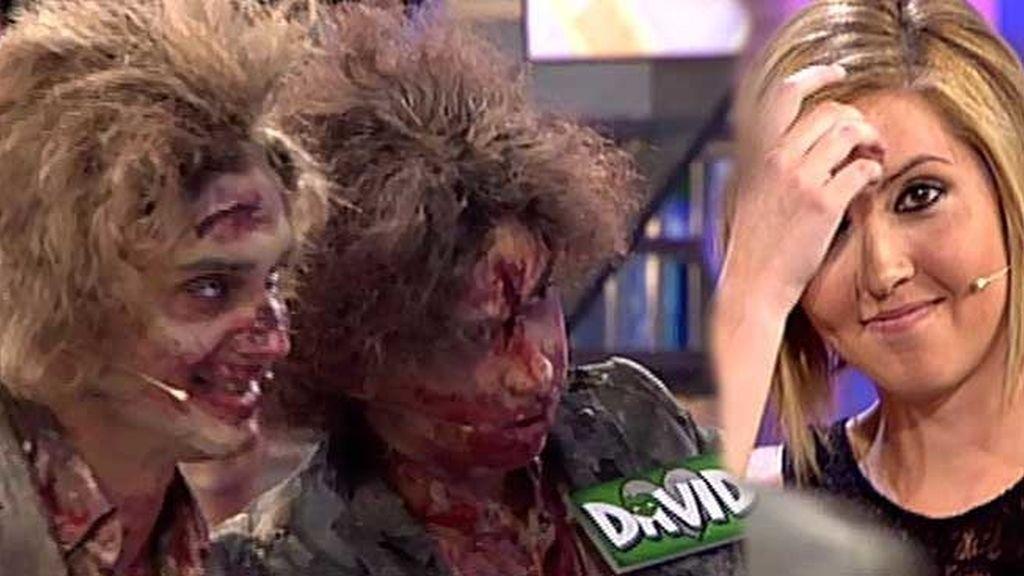 Serezade elige al zombi de su vida