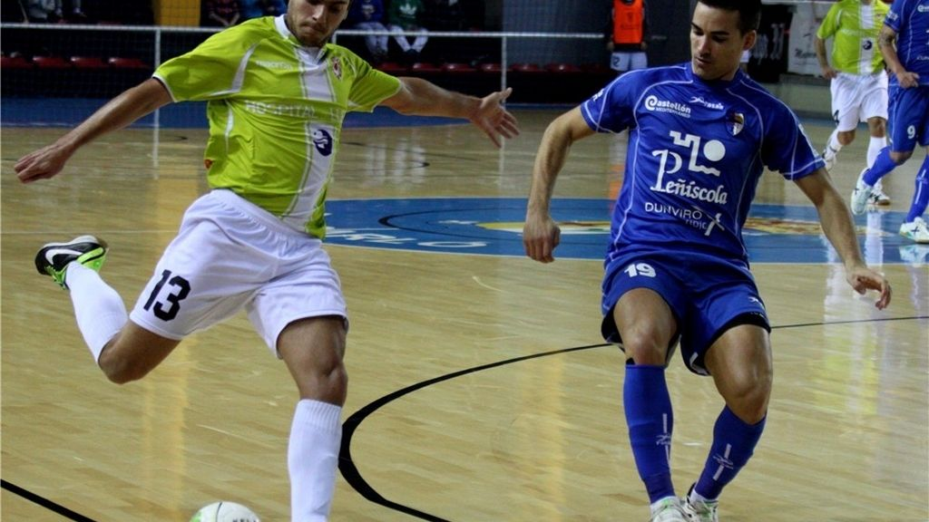 Peñíscola Bodegas Dunviro y Llevant Manacor se reparten los puntos (3-3)
