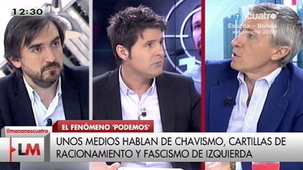 """Melchor Miralles: """"Venezuela es uno de los modelos de régimen que tiene Pablo Iglesias"""""""