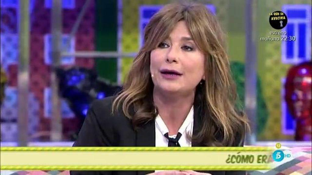 """Gema López: """"Toño Sanchís lo tenía todo organizado desde hace mucho tiempo"""""""