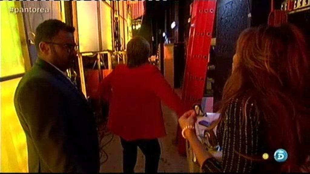 """Chelo García Cortés se derrumba y abandona el plató: """"Ya no aguanto más"""""""