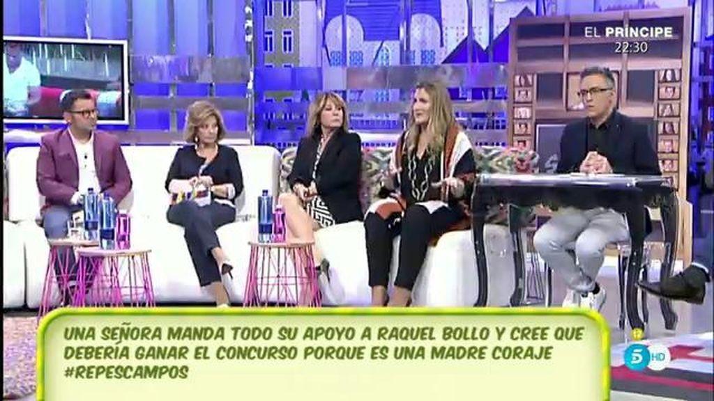 La opinión de los colaboradores de la disputa entre Raquel Bollo y Carlos Lozano