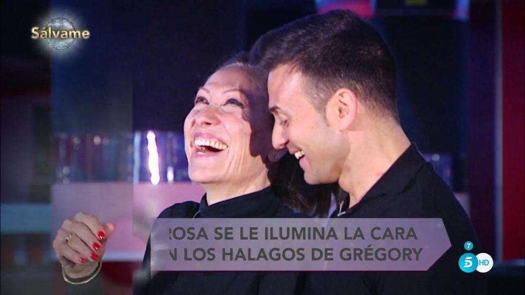 """Rosa Benito, a Gregory Campillo: """"Tú eres un 'roneante"""""""