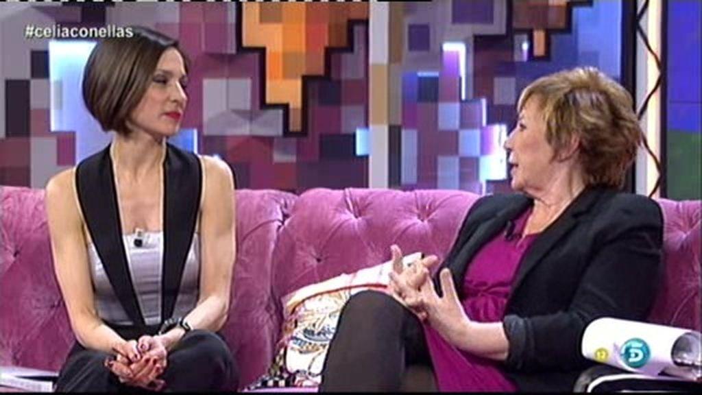 """Celia Villalobos: """"Soy feminista y siempre he defendido la igualdad"""""""