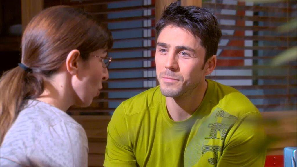 """Raúl, a Eli: """"Yo no veo a una mujer fea, me pareces muy atractiva"""""""