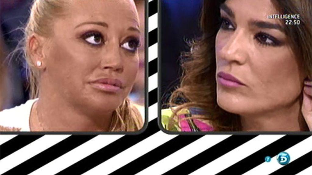 """Belén, sobre su polémica con Raquel: """"Me da mucha pena que mi tema haya salido """""""