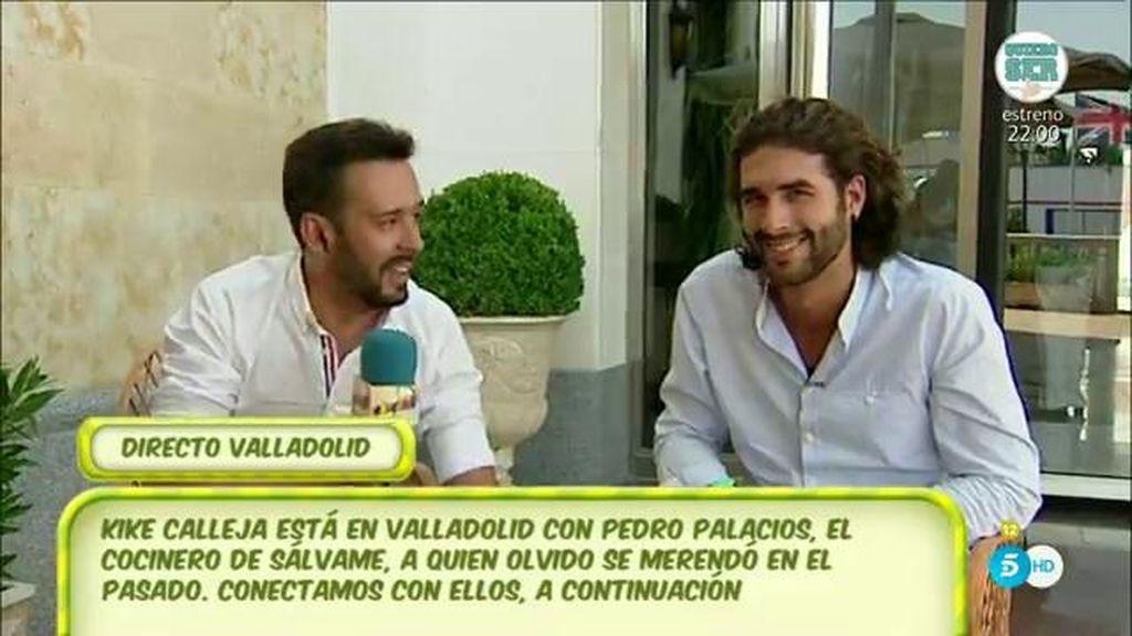 """Pedro Palacios reitera que tuvo algo más que amistad con Olvido Hormigos: """"No me gusta que me dejen de mentiroso"""""""