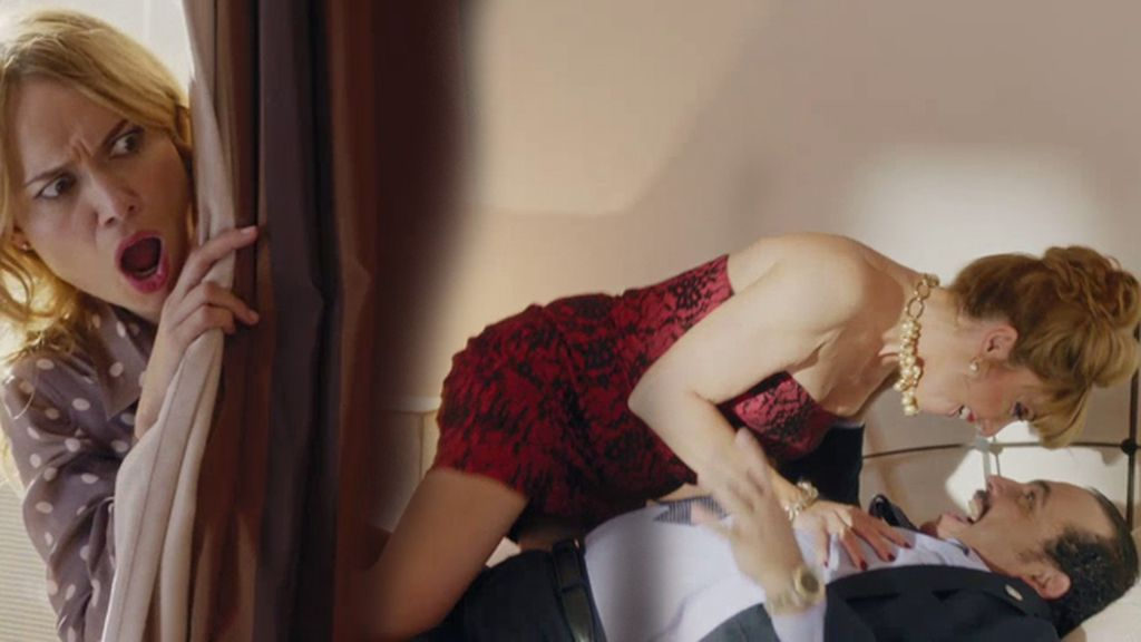 José Luis se mete en un lío de faldas pero acaba reconciliándose con su mujer
