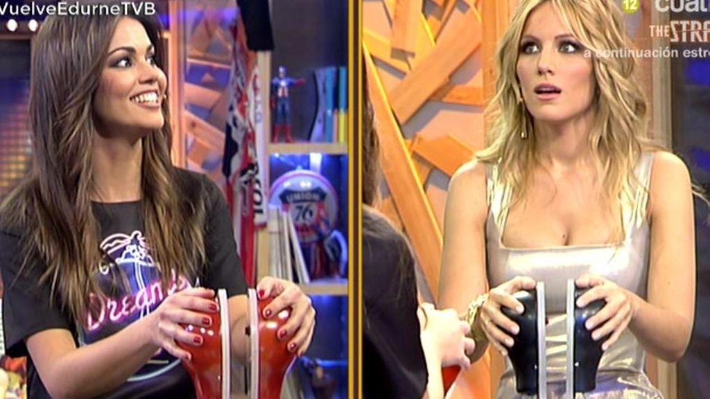 Edurne vs. Lara Álvarez