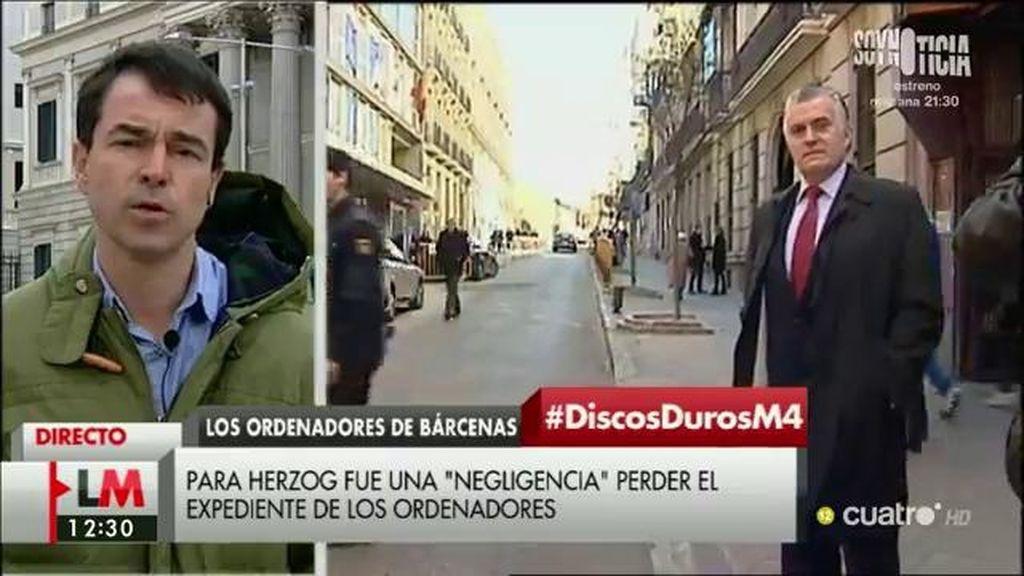 """Herzog: """"La reapertura conlleva que, probablemente, el PP vaya a ser el primer partido imputado de la historia de España"""""""