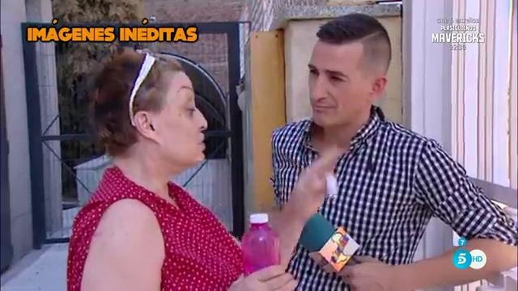 """Aramís, cuando creen que no le graban: """"Voy a echar a Telecinco  todos los hechizos"""""""